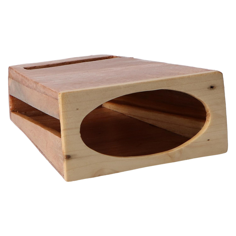 altavoz madera megáfono