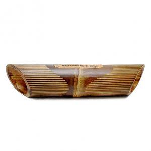 Altavoz bambú grabado Lines – Lineas